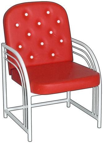 Металлическое кресло ДМ-1